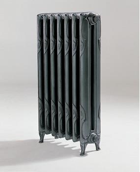 Litinový radiátor