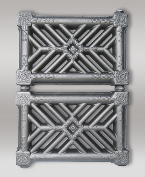 Antique radiator modell: X-Ray (anno 1900)