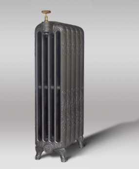 Antieke radiator Model: Boston (anno 1900)